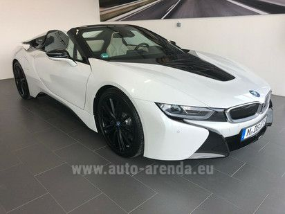 Buy BMW i8 Roadster First Edition 1 of 100 in Belgium