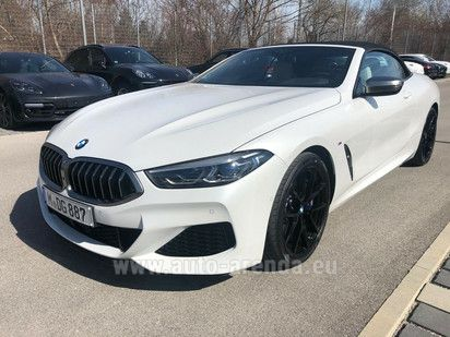 Buy BMW 8 Series Convertible M850i xDrive 2019 in Belgium, picture 1
