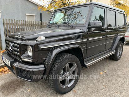 Buy Mercedes-Benz G 350 d 2018 in Belgium, picture 1