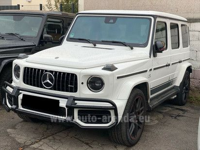 Buy Mercedes-AMG G 63 Edition 1 2019 in Belgium, picture 1