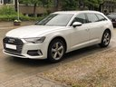 Rent-a-car Audi A6 40 TDI Quattro Estate with its delivery to Brussels Airport, photo 1