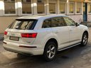Rent-a-car Audi Q7 50 TDI Quattro White in Bruges, photo 2
