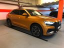 Rent-a-car Audi Q8 50 TDI Quattro with its delivery to Brussels Airport, photo 1