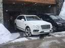 Rent-a-car Bentley Bentayga 6.0 litre twin turbo TSI W12 in Charleroi, photo 14