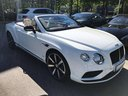 Rent-a-car Bentley Continental GTC V8 S in Liege, photo 2