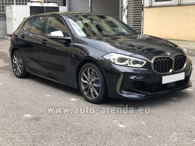Rental BMW M135i XDrive in Liege