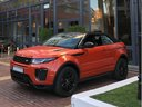Rent-a-car Land Rover Range Rover Evoque HSE Cabrio SD4 in Antwerp, photo 2
