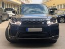 Rent-a-car Land Rover Range Rover Sport in Liege, photo 3