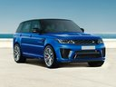 Rent-a-car Land Rover Range Rover Sport SVR V8 in Charleroi, photo 1