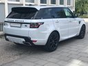 Rent-a-car Land Rover Range Rover Sport White in Antwerp, photo 2