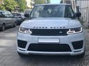 Rent-a-car Land Rover Range Rover Sport White in Antwerp, photo 3