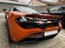 Rent-a-car McLaren 720S with its delivery to Brussels Airport, photo 4