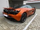 Rent-a-car McLaren 720S with its delivery to Brussels Airport, photo 3