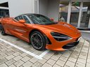 Rent-a-car McLaren 720S with its delivery to Brussels Airport, photo 1