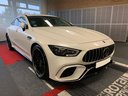 Rent-a-car Mercedes-Benz AMG GT 63 S 4-Door Coupe 4Matic+ in Liege, photo 2