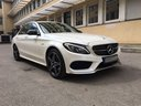 Rent-a-car Mercedes-Benz C-Class C43 AMG Biturbo 4MATIC White in Antwerp, photo 5