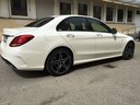 Rent-a-car Mercedes-Benz C-Class C43 AMG Biturbo 4MATIC White in Antwerp, photo 4