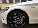 Rent-a-car Mercedes-Benz C-Class C43 AMG Biturbo 4MATIC White in Antwerp, photo 11