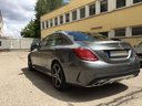Rent-a-car Mercedes-Benz C-Class C43 AMG BITURBO 4Matic in Antwerp, photo 2