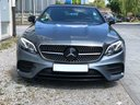 Rent-a-car Mercedes-Benz E 450 Cabriolet AMG equipment with its delivery to Brussels Airport, photo 4
