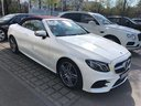 Rent-a-car Mercedes-Benz E-Class E 300 AMG Cabriolet with its delivery to Brussels Airport, photo 6