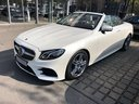 Rent-a-car Mercedes-Benz E-Class E 300 AMG Cabriolet with its delivery to Brussels Airport, photo 1