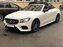 Rent-a-car Mercedes-Benz E-Class E300d Cabriolet diesel AMG equipment in Belgium, photo 1