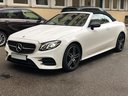 Rent-a-car Mercedes-Benz E-Class E300d Cabriolet diesel AMG equipment in Charleroi, photo 13