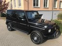 Rent-a-car Mercedes-Benz G-Class G500 2019 Exclusive Edition in Antwerp, photo 10