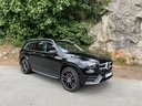 Rent-a-car Mercedes-Benz GLS 400d BlueTEC 4MATIC, TV, AMG equipment, VIP in Antwerp, photo 4