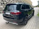 Rent-a-car Mercedes-Benz GLS 400d BlueTEC 4MATIC, TV, AMG equipment, VIP in Antwerp, photo 3