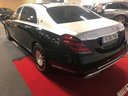 Прокат автомобиля Maybach S 560 4MATIC комплектация AMG Metallic and Black в Бельгии, фото 5
