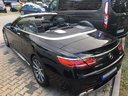 Rent-a-car Mercedes-Benz S 63 AMG Cabriolet V8 BITURBO 4MATIC+ in Antwerp, photo 2
