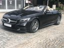 Rent-a-car Mercedes-Benz S-Class S 560 Cabriolet 4Matic AMG equipment in Belgium, photo 1