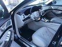 Rent-a-car Mercedes-Benz S-Class S400 Long Diesel 4Matic AMG equipment with its delivery to Brussels Airport, photo 16