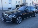 Rent-a-car Mercedes-Benz S-Class S400 Long Diesel 4Matic AMG equipment with its delivery to Brussels Airport, photo 12