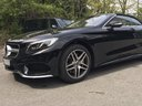 Rent-a-car Mercedes-Benz S-Class S500 Cabriolet with its delivery to Brussels Airport, photo 1