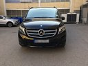 Rent-a-car Mercedes-Benz V-Class V 250 Diesel Long (8 seats) in Belgium, photo 9