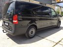 Rent-a-car Mercedes-Benz VITO Tourer 116 CDI (9 seats) AMG equipment with its delivery to Brussels Airport, photo 2