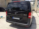 Rent-a-car Mercedes-Benz VITO Tourer 116 CDI (9 seats) AMG equipment with its delivery to Brussels Airport, photo 4