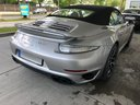 Rent-a-car Porsche 911 991 Turbo S in Antwerp, photo 2