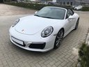 Rent-a-car Porsche 911 Carrera 4S Cabrio in Antwerp, photo 6