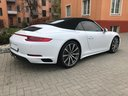 Rent-a-car Porsche 911 Carrera 4S Cabrio in Antwerp, photo 4