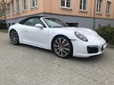 Rent-a-car Porsche 911 Carrera 4S Cabrio in Antwerp, photo 3