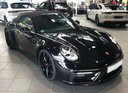 Rent-a-car Porsche 911 Carrera 4S Cabriolet (black) in Antwerp, photo 1