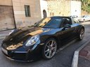 Rent-a-car Porsche 911 Targa 4S in Antwerp, photo 1