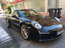 Rent-a-car Porsche 911 Targa 4S in Antwerp, photo 2