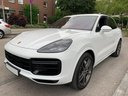 Rent-a-car Porsche Cayenne Turbo V8 550 hp in Bruges, photo 1
