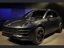 Rent-a-car Porsche Macan Turbo Performance Package LED Sportabgas with its delivery to Brussels Airport, photo 1