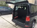 Rent-a-car Volkswagen Transporter T6 (9 seater) with its delivery to Brussels Airport, photo 11